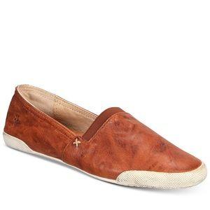 Frye Melanie Slip-On Sneakers Size 10
